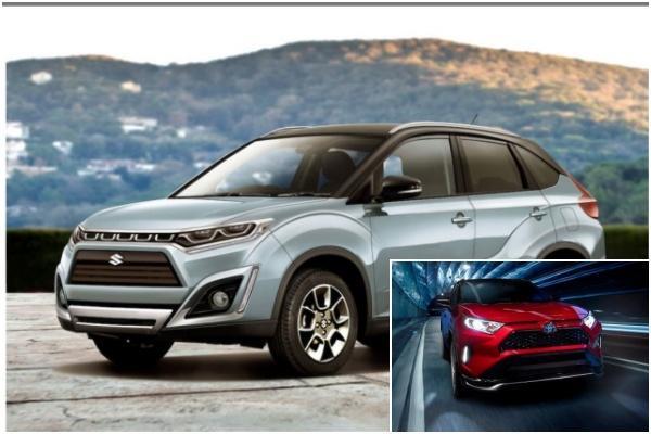 日媒釋出新一代 Suzuki Vitara 可能樣貌,竟和 RAV4 有點像!