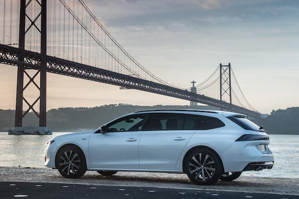 Mondeo 與 Mazda 6 Wagon 新對手,Peugeot 旅行車 508 SW 台灣官網預告上市!