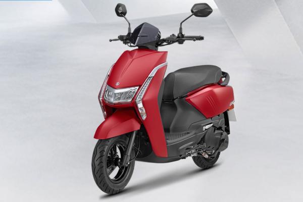 Yamaha 全新 LIMI 都會機車發表,排氣量升級為 125c.c.!(內有影片)