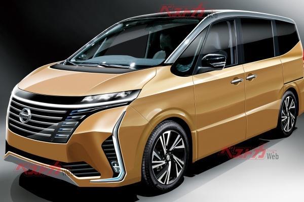 Nissan 最暢銷 MPV 大改款開發中,日媒搶先釋出可能樣貌!