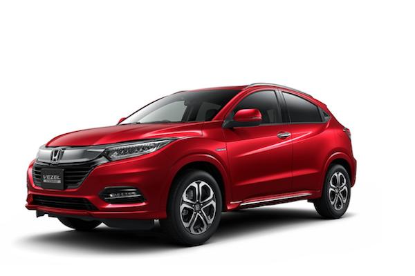 Honda HR-V 大改款臆測圖突現身!日媒:讓人聯想到 Mazda CX-30