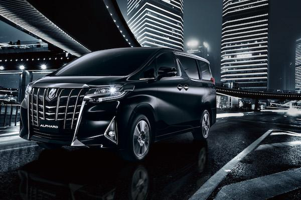終於有全速域定速!Toyota Alphard 台灣小改售價公佈