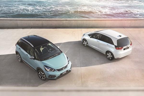 Honda Fit 歐規選在夏天上市,Hybrid 動力油耗數據揭曉!