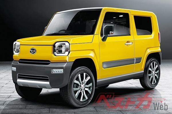 Suzuki Jimny 最強對手,Toyota 集團新休旅計畫曝光!