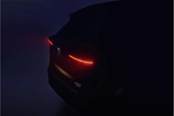 Toyota無預警釋出預告!全新休旅日內瓦車展登場