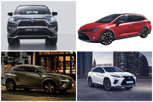 集團內部大爆料!小改款、跨界 ...豐田新車計畫全都露