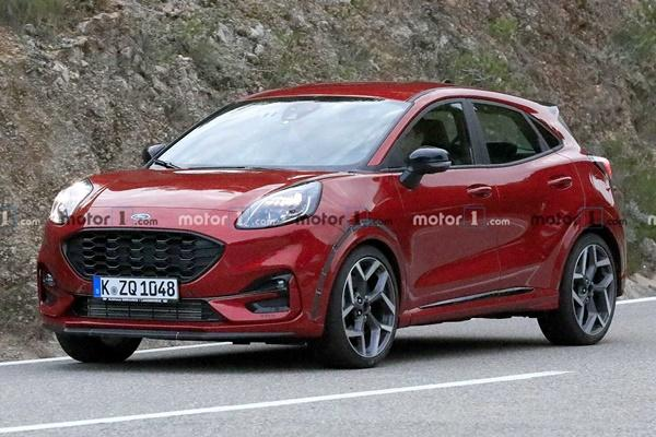 無偽裝測試車再度現身,Ford 小休旅更多細節公開!