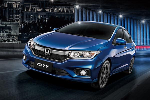 Honda City小房車有望推五門掀背車 專利圖首度曝光!