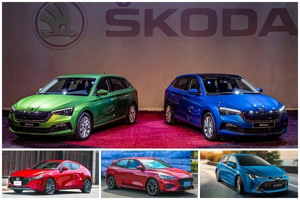 瞄準 Focus、Mazda 3,Skoda Scala 正式登台參戰!