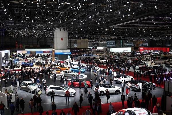 已有13 家品牌缺席 2020日內瓦車展被武漢肺炎疫情波及