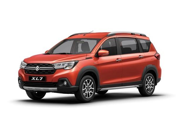 主打 7 人座的 SUV+MPV,Suzuki 跨界新生登場!
