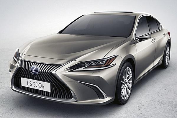 Lexus歐洲推亮點新配備!台灣受限法規無法跟進