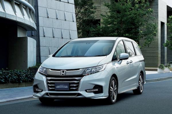 日媒曝光Honda Odyssey改版時間!HR-V 也有新動力