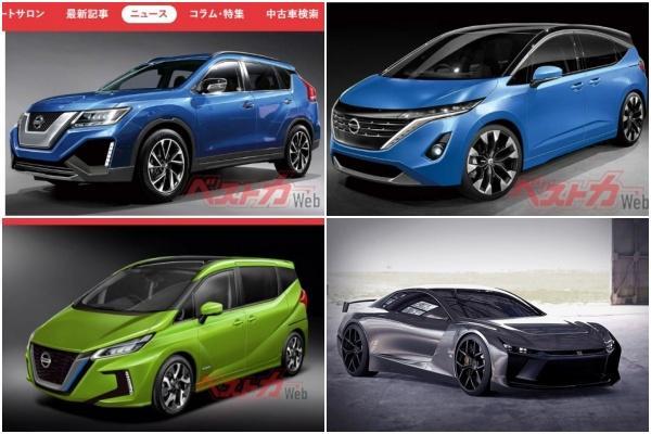 Nissan 兩款重量級新車資訊曝光,當家超跑 GT-R 新可能樣貌出爐!