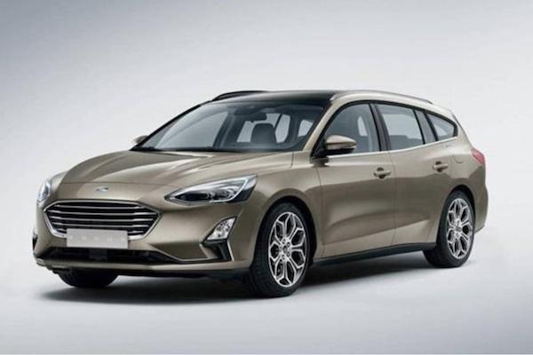 導入可能性大增?Ford Focus Wagon 偽裝車在台路測被拍到了