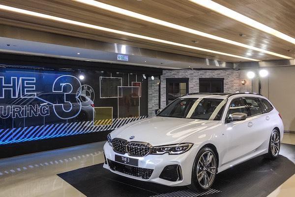台灣發表前先曝光了!BMW 3 系列旅行車詳細資訊流出