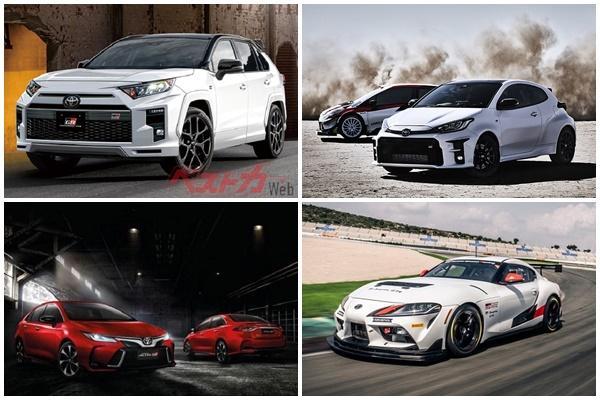 幫未來新車鋪好梗!Toyota 註冊商標資訊曝光