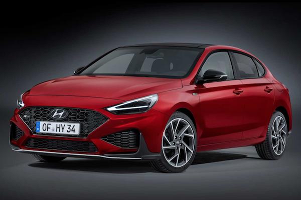 除了掀背車還有旅行車!Hyundai i30 小改款提前公布