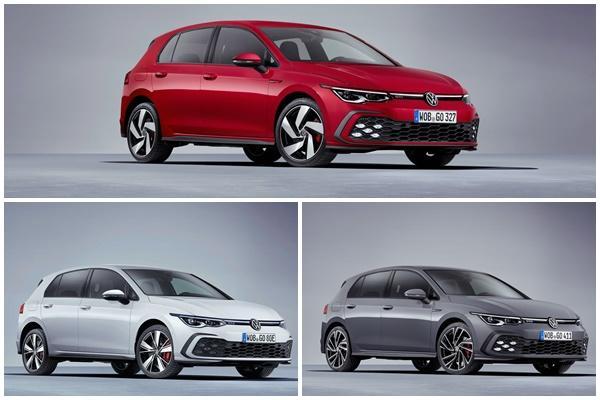 想買四代 Focus ST 再等等,大改款 VW Golf GTi 三兄弟發表!