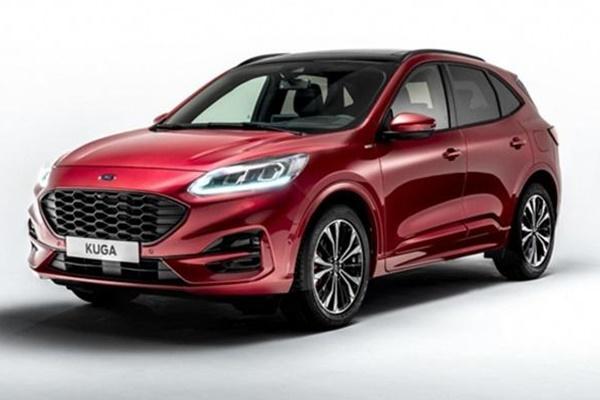 台灣現行 Ford Kuga 將完售,新一代大改款準備接力登場!