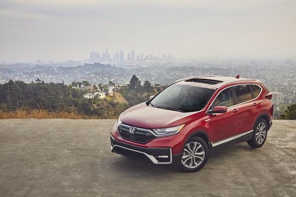 RAV4 Hybrid 強勁對手,小改款 Honda CR-V 油電正式開賣!