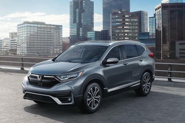 小改款預計第 3 季推出,傳 100 萬元有找 Honda CR-V 可望回歸!