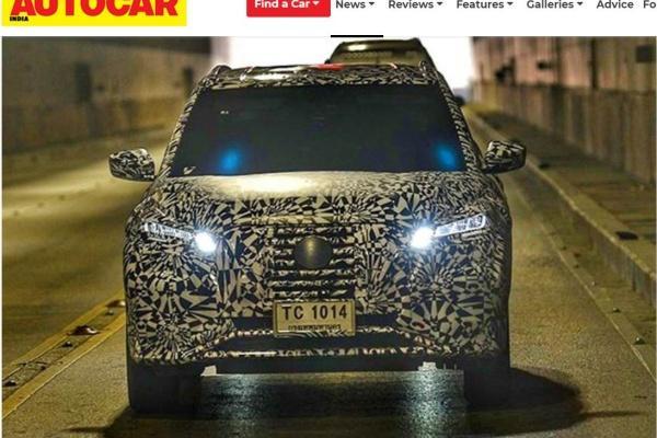 Nissan Kicks 中期小改款曝光,預計本月泰國市場率先登場!