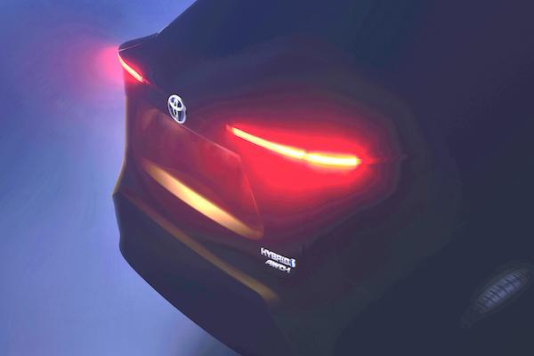 發表前夕又有新消息!與 Yaris 同平台 Toyota 小休旅生產地點公布