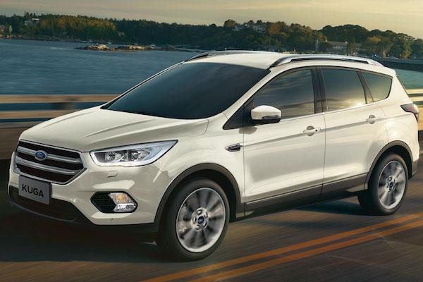 Ford Kuga 庫存出清倒數計時,大改款有望提前上市!