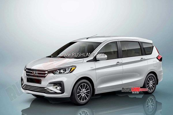 Toyota 將再推 7 人全新 MPV:與 Suzuki 共同合作發展!