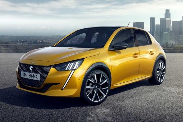 Peugeot 208 奪 2020 歐洲年度風雲車,預計今年登陸台灣!