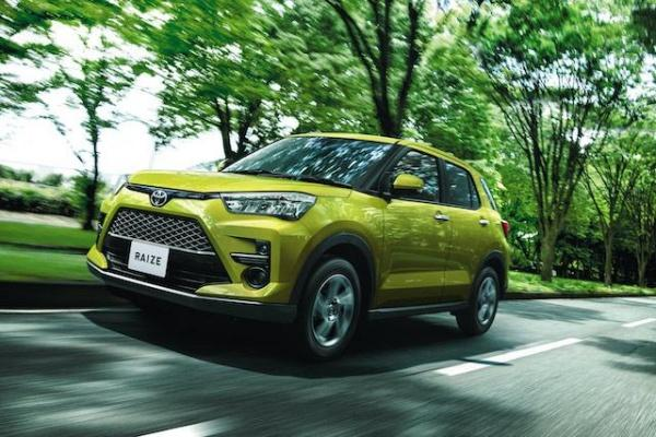 Toyota 小休旅 3 月停止接單!交車預計要等到 7 月中旬