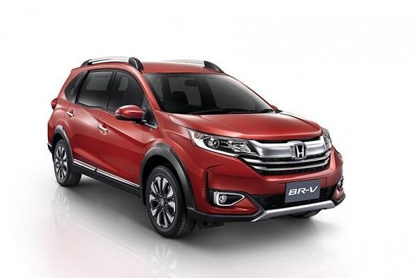 小休旅可以坐 7 人!Honda 推出小改款 SUV