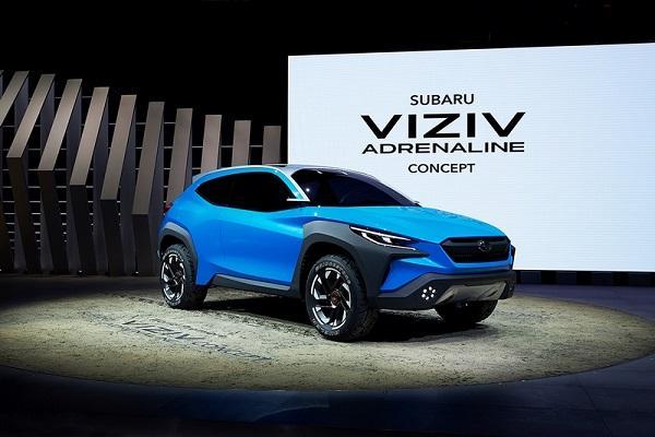 鎖定跨界休旅戰場,Subaru 將推全新小 SUV!