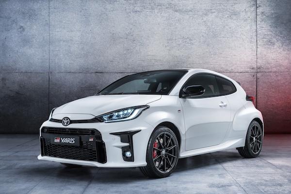 Toyota 公布性能最強 Yaris 售價,竟只比 BMW 3 系列少 10 萬元!