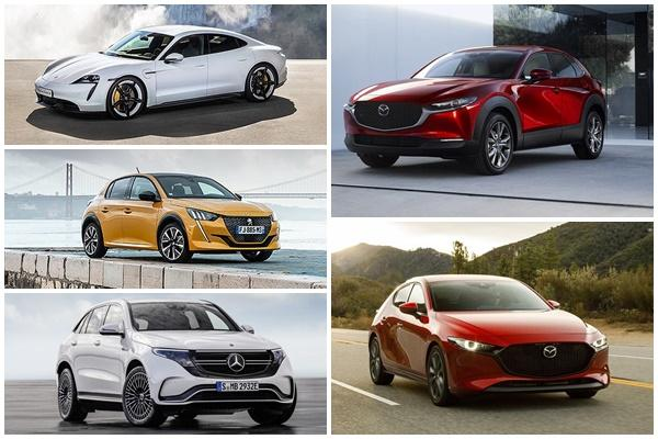 爭奪世界年度風雲車榮耀:日系品牌脫穎而出!