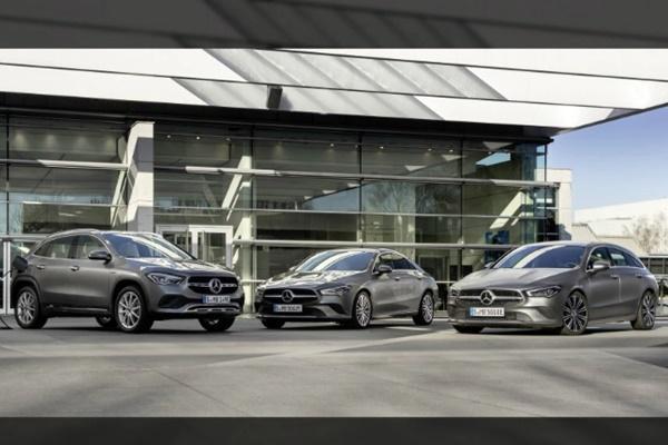 主打省油、通勤族市場,M.Benz 油電三小將登場!