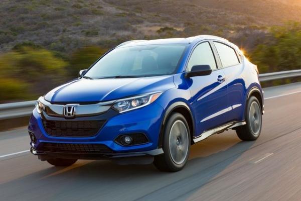 Honda 有意推出 HR-V 油電版本,Civic 將出現超省油動力!