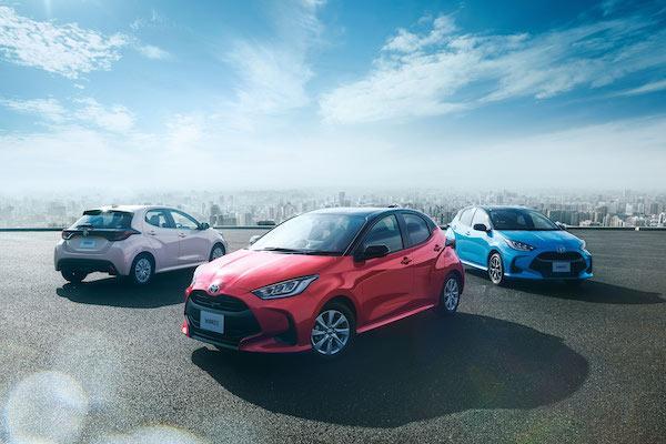 訂單量是月販售目標 5 倍!Toyota 公布 Yaris 大改款成績單