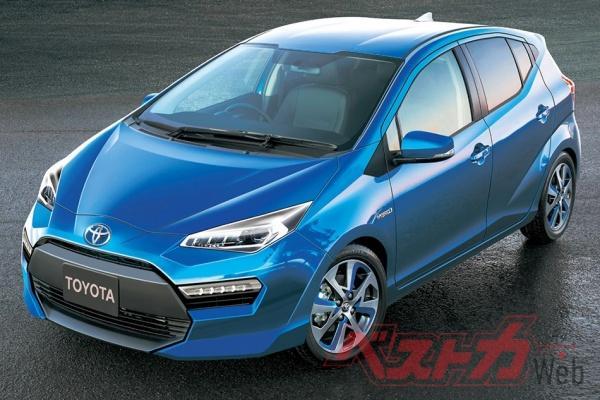 沒被新一代 Yaris 排擠,日媒: Toyota 油電掀背大改款開發中!