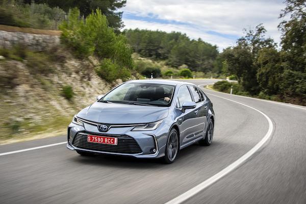Toyota Corolla 入門車型將有新動力!有望導入 1.5 升引擎