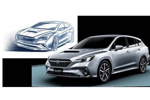 首搭下一代 Levorg,Subaru 第四代 EyeSight 資訊露出!