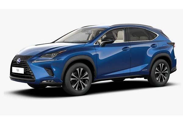 大改款前的最後一搏,Lexus NX 新作品登場現身!