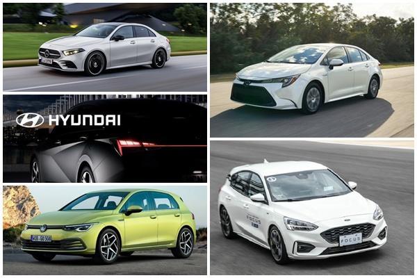 Altis、Focus 台灣話題車均上榜,全球中型車銷售前 10 排行榜出爐!