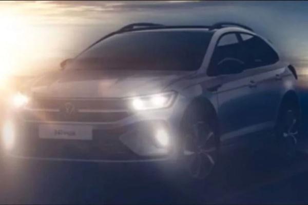 福斯全新跨界 SUV 即將亮相,外觀造型已經呼之欲出!