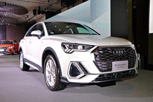 台灣豪華 SUV 又多一選擇,Audi 全新 Q3/Q3 Sportback 預售啟動!
