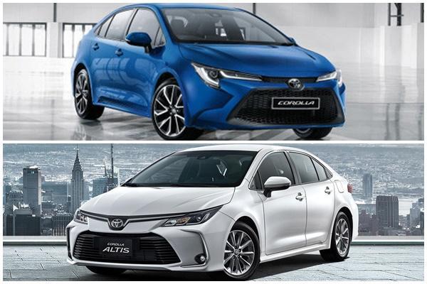 跟台灣 Altis 不一樣!海外新 Toyota Corolla 亮相
