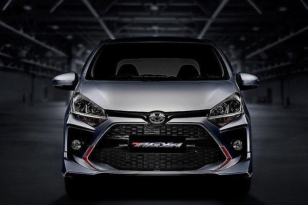 3 年內 2 度小改,新 Toyota 小掀背車現身!