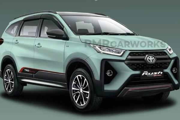 比 RAV4 小、但可以坐 7 人,Toyota 改款新休旅資訊流出!