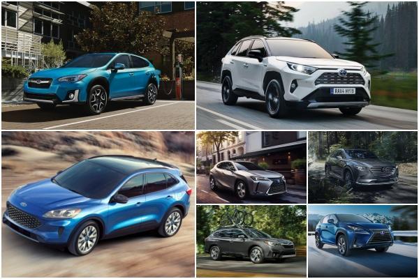 新車評測機構:最省油 SUV 名單出爐!新一代 Kuga 表現亮眼